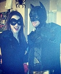 Catwoman and Batman Costume