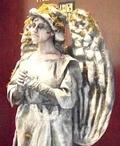 Cemetery Statue Costume