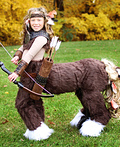 Centaur Warrior Princess Costume
