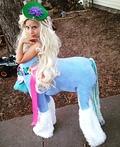 Centaurette Costume