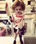 Cereal Killer Costume