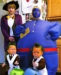 Charlie & The Chocolate Factory Costume
