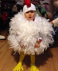 Chick Chick Chicken Costume