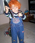 Chucky from Child's Play Costume
