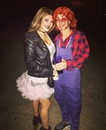 Chucky and Bride of Chucky Costume
