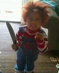 Chucky Childs Play Costume