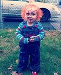 Chucky Doll Costume