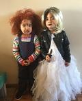 Chucky & the Bride of Chucky Costume