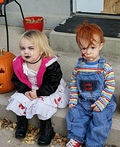 Chucky & Tiffany Costume