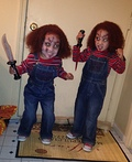 Chucky Twin Dolls Costume
