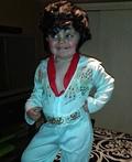 Chunky Elvis Costume