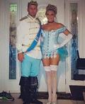 Cinderella & Prince Charming Costume