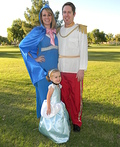 Cinderella's Royal Family Costume