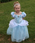 Cinderelly Costume