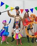 Circus Family Costume