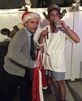 Clark and Cousin Eddie Costume