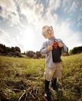 Little Clark Kent Costume