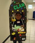 Claw Costume
