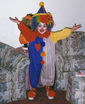 Little Clown Costume