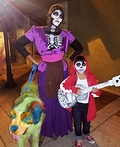 Coco's Family Costume
