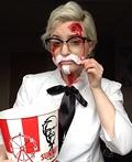 Colonel Sanders Costume