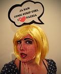 Comic Strip Girl Costume
