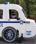 Cop Car Costume