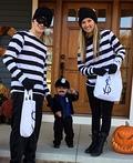 Cop & Robbers Costume
