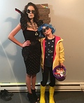 Coraline and The Other Mother Costume