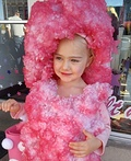 Cotton Candy Girl Costume