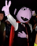 Count Von Count Costume