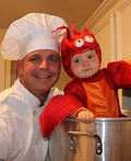 Crawfish Boil Costume