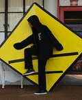 Crosswalk Man Costume