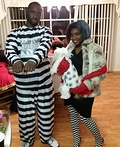 Cruella Deville & Accomplice Costume