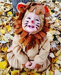 Cuddly Lion Cub Costume