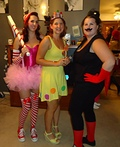Cute Candyland Costume
