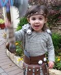 Cutest Baby Astrid Costume