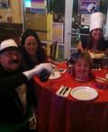 Dads Italian Familia Restaurant Costume