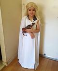Daenerys Targaryen Stormborn Costume