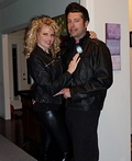 Danny & Sandy from Grease Costume
