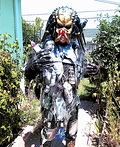 Dark Ages Predator Costume