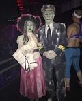Dead Titanic Victims Costume
