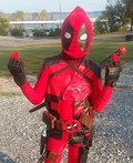 Deadpool Costume