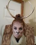 Deer Taxidermy Costume
