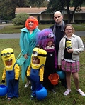 Despicable Family Costume