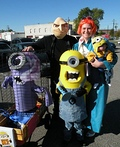 Despicable Me 2 Costume
