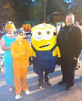 Despicable Me Characters Costume