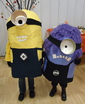 Despicable Me Minions Costume