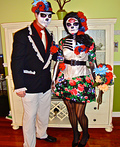 Day of the Dead Costumes! Costume