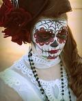 Dia de los Muertos Girl Costume
